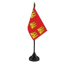 Poitou Charentes Table Flag