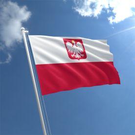 Poland State Flag