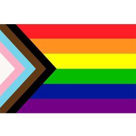 Progress Flag 8ft x 5ft