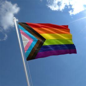 Progress Flag 5Ft X 3Ft