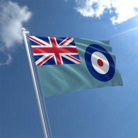 RAF flag rope & toggle