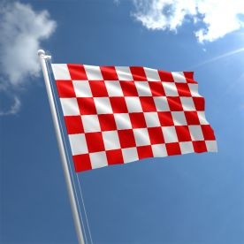 Red & White Chequered Flag