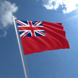 small Red Ensign Flag Rope & Toggle