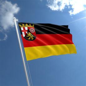 Rheinland-Pfalz Flag