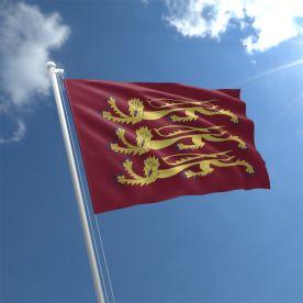 Richard The Lionheart Flag