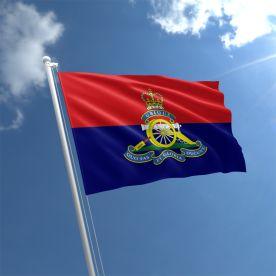Royal Artillery Regiment Flag