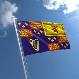 Royal Banner 1603-1689 & 1702-1707 Flag