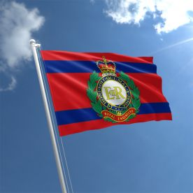 Royal Engineers Corps Flag