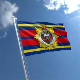 Royal Logistic Corps Flag
