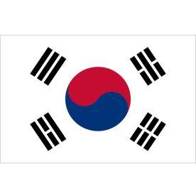 South Korea Flag 8Ft X 5Ft