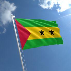 Sao Tome & Principe Flag 3Ft X 2Ft