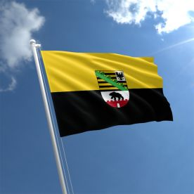 Saxony Anhalt Flag