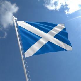Scotland flag rope & toggle