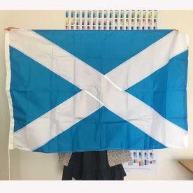 Scotland Flag - Sewn