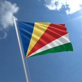 Seychelles Flag 3Ft X 2Ft