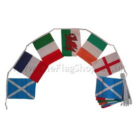 Six Nations Bunting