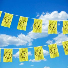 Smiley Face Bunting