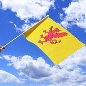 Somerset Hand Flag