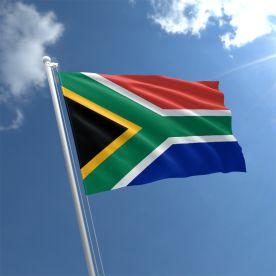 South Africa Flag Nylon