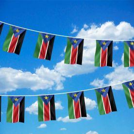 South Sudan Bunting