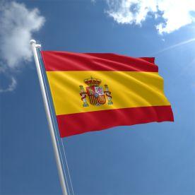 Spain Flag Nylon