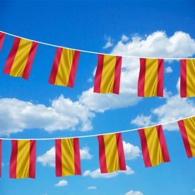 Spain No Crest Bunting