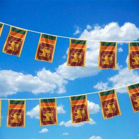 Sri Lanka Bunting