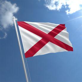 St Patricks Cross flag