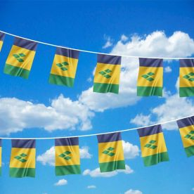 St Vincent & The Grenadines Bunting
