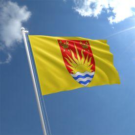 unofficial Suffolk Flag
