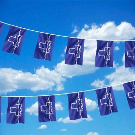 Tyne & Wear Flag Bunting