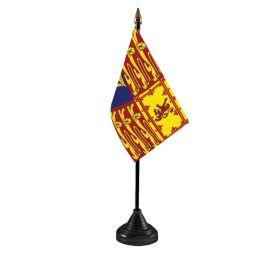 UK Royal Standard Table flag