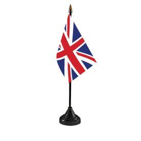 Union Jack Table Flag