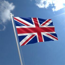 small Union Jack Flag Rope & Toggle