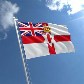 Northern Ireland Loyalist Ensign Flag 5Ft X 3Ft
