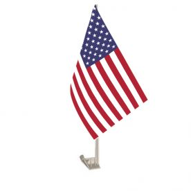 USA Car Flag