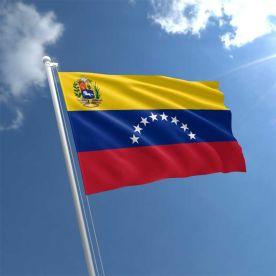 Venezuela State Flag 5Ft X 3Ft