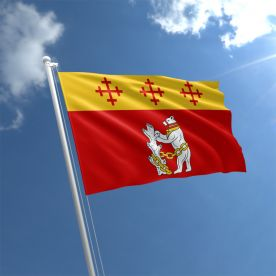 Warwickshire County Flag
