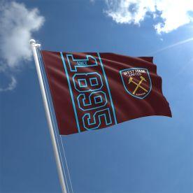 West Ham flag