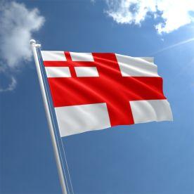 White Ensign 1702-1707