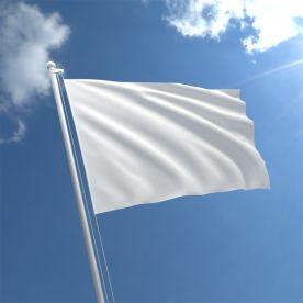 Plain White Flag - Nylon