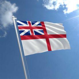 White Squadron Flag