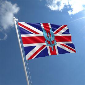 Who Dares Wins Flag