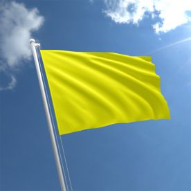 Yellow Flag 3Ft X 2Ft