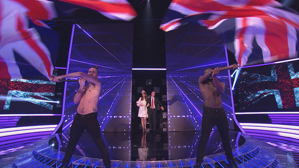 The Flag Shop & The Xtra Factor!