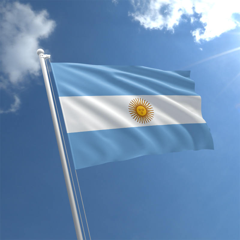 Argentina Flag Facts