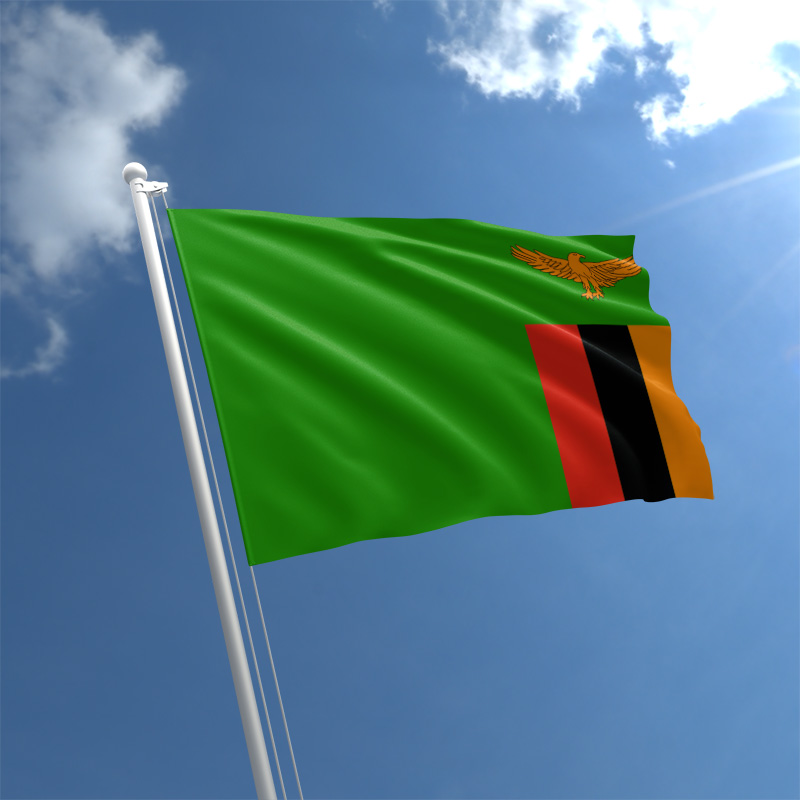 Zambia Flag Facts